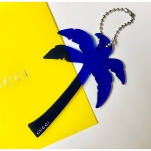 Gucci 2020 Resort Launch Party Bag Charm/Keychain